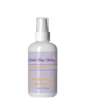 cbd face cleaner